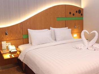 Dpraya Lombok Hotel Lombok - Cabanas Room - With Free Airport Transfer  28% Promo Natal