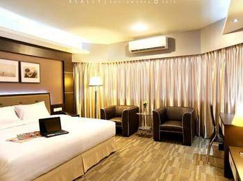 Plaza Hotel Tanjung Pinang Tanjung Pinang - Executive Deluxe Double Or Twin Room Regular Plan