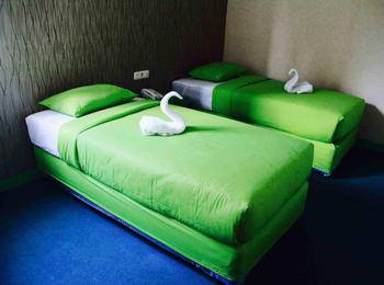 Hotel Agung Makassar - Superior Twin - Room Only Regular Plan
