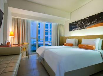 HARRIS Hotel Raya Kuta Bali - HARRIS Room Only Special Deal - Harris Room Only