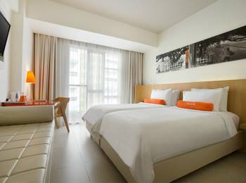 HARRIS Hotel Raya Kuta Bali - TRANSIT ROOM ONLY Max 7 Hours Usage Regular Plan