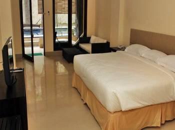 Radha Bali Hotel  Bali - Pool View Regular Plan