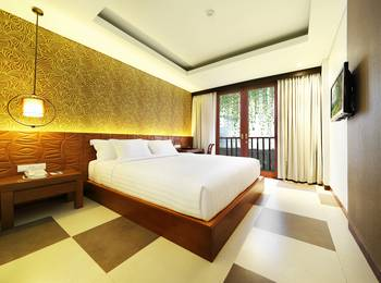 Sun Island Hotel Legian - Deluxe Room Regular Plan