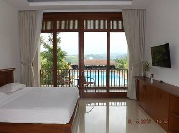 Jimmers Mountain Resort Puncak - Manhattan Suite Room Only Regular Plan