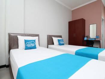 Airy Sempaja Selatan Pramuka Satu 1 Samarinda - Standard Twin Room Only Special Promo Aug 47