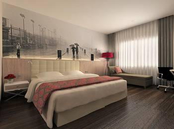 Swiss-Belhotel Airport Jakarta - Deluxe Queen Room Only Min 2Ns - 15% OFF
