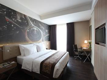 Swiss-Belhotel Airport Jakarta - Deluxe Room with Breakfast Regular Plan