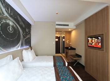 Swiss-Belhotel Airport Jakarta - Deluxe Twin Room Only Min 2Ns - 15% OFF