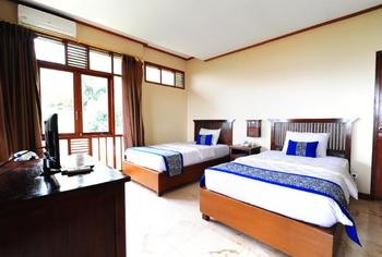 Dago Highland Resort Bandung - Superior Twin Room Only Hot deals 23% off