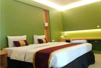Dago Highland Resort Bandung - Deluxe Double Room Only Regular Plan