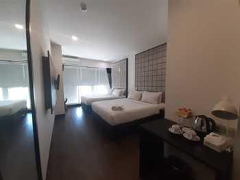 Kalya Hotel Bandung - Family Deluxe Regular Plan