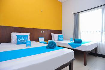 Airy Denpasar Utara Pidada Utama 27 Bali - Standard VIP 3 Twin Room with Breakfast Regular Plan