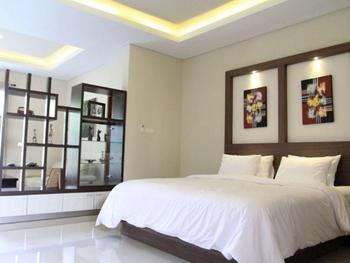 Royal Majesty Villas Jimbaran Bali - Studio Suite Room Basic Deal 40%