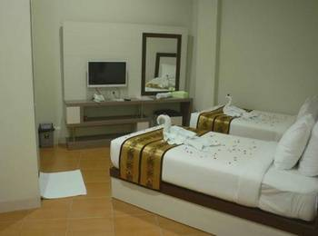 Yasmin Hotel & Restaurant Bangka - Deluxe Twin Regular Plan
