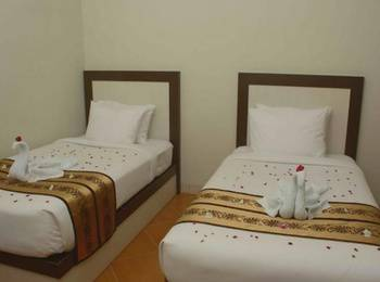 Yasmin Hotel & Restaurant Bangka - Superior Twin Regular Plan