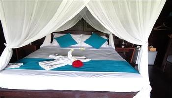 Perdana Homestay Bali - Bilik Deluxe Double Regular Plan