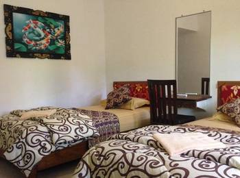 Double N Guest House Bali - Standard Twin Room Only Regular Plan