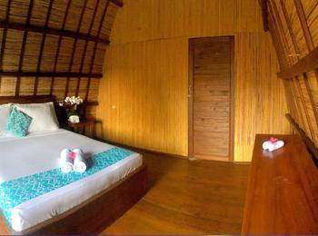 Amora Villa Lombok - Deluxe Double Regular Plan