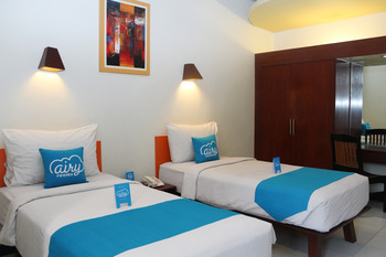 Airy Denpasar Selatan Bypass Ngurah Rai 660 Bali - Superior Twin Room with Breakfast Special Promo Dec 33