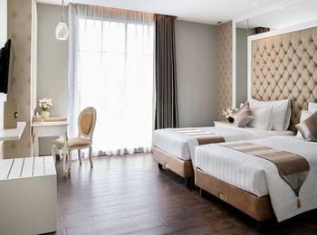 Savero Hotel Depok Depok - Superior Twin Room Discount 42%
