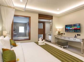 Sense Canggu Beach Hotel Bali - Lagoon Pool Access Basic Deal