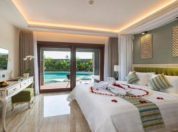 Sense Canggu Beach Hotel Bali - Lagoon Pool Access Room Only Basic Deal