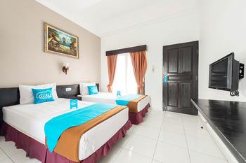 Airy Kuta Kubu Anyar Satu 45 Bali - Deluxe Twin Room with Breakfast Special Promo May 28