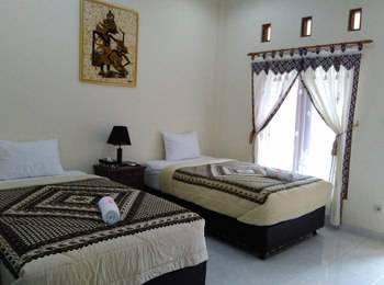 Ndalem Padma Asri Yogyakarta - Standar Tempat Tidur Twin Regular Plan
