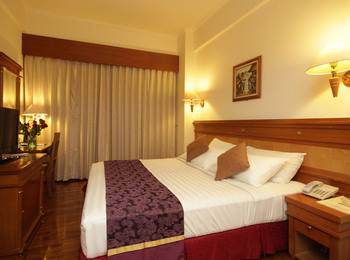 Hotel Maharadja Jakarta - Superior Double Room Only Regular Plan