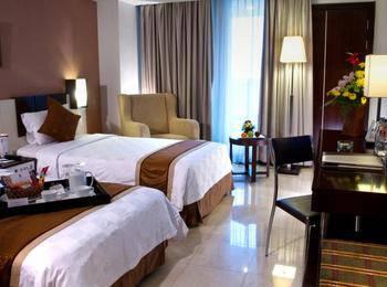Clarion Hotel Makassar - Deluxe Pavilliun Last Minute Promo