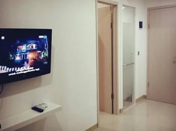 Fastrooms Bekasi Bekasi - Two Bedroom Apartment Regular Plan