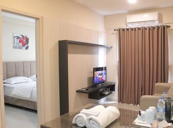 Fastrooms Bekasi - Executive Living Regular Plan