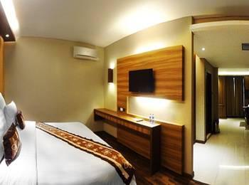 Diamond Hotel Samarinda - Diamond Suite Regular Plan