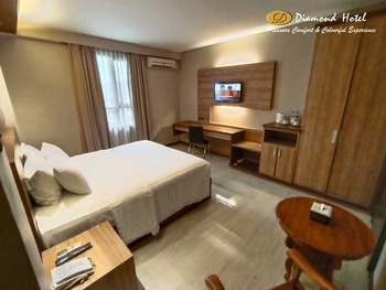 Diamond Hotel Samarinda - Superior Twin Room - WIP WIP HURA Regular Plan