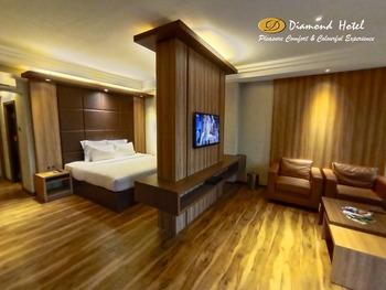 Diamond Hotel Samarinda - Diamond Suite - WIP WIP HURA Regular Plan