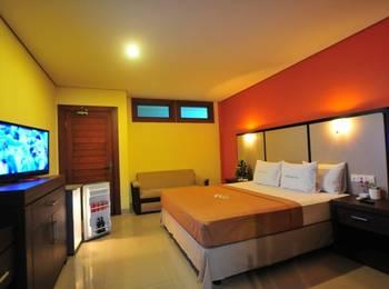 Sandat Hotel Legian - Deluxe Room Hot Deal 51% Deluxe with Breakfast