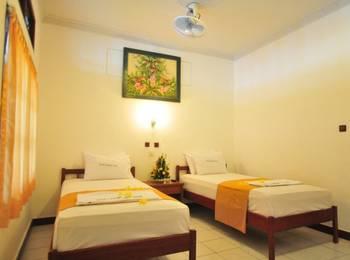 Sandat Hotel Legian - Standard Fan Room Only Hot Deal 51% Standar Room Only