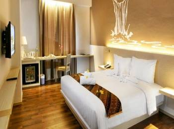 Grand Zuri Muara Enim - Superior Double Bed Promo Gajian