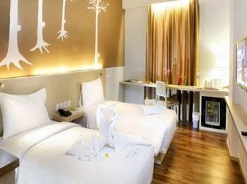 Grand Zuri Muara Enim - Superior Twin Bed Promo Gajian