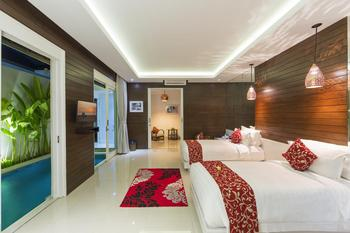Bajra Bali Villa Bali - 5 Hours Experience Stay At Mono Pool Villa Regular Plan