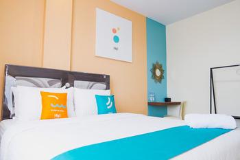 Sans Hotel Cemara Asri Medan Deli Serdang - SALE Room KETUPAT