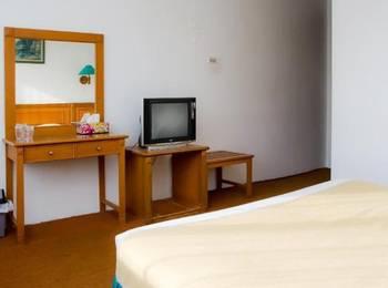 Hotel Griya Tirta Bangka - Deluxe Double Room Regular Plan