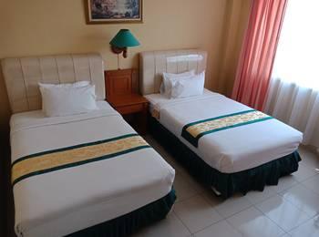 Hotel Griya Tirta Pangkalpinang - Super Deluxe Twin Room Only Regular Plan