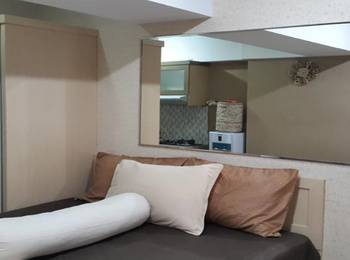 The Jardin Apartment By Nfive Hospitality Bandung - Studio Room Regular Plan