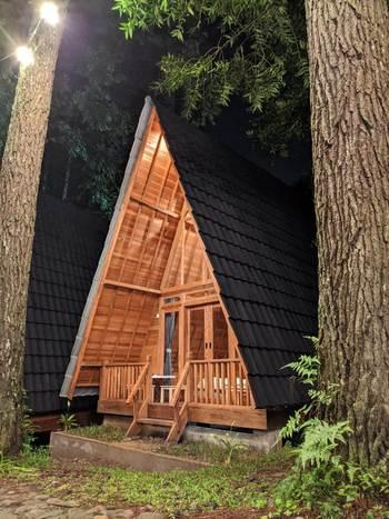 Wonderful Citamiang Puncak - Pinus Room Regular Plan