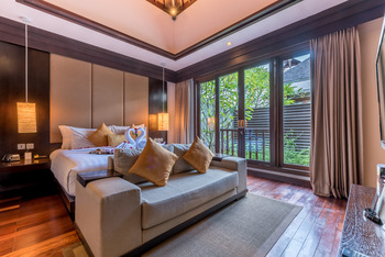 Tanadewa Luxury Villas & Spa Bali - One Bedroom Pool Villa with breakfast - Flexible  Basic Deal