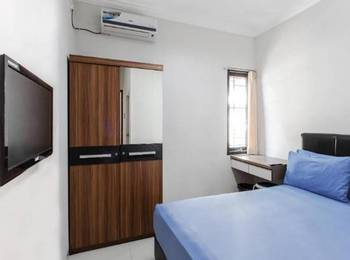 Comfort House (Married Couple Concept) Balikpapan - Double Bed Regular Plan