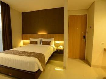 D'Cozie Hotel by Prasanthi Jakarta - Deluxe Room Regular Plan