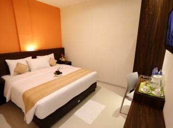 Miyana Hotel Medan - Kamar Cozy Twin for domestic PROMO SPECIAL DOMESTIC RATES