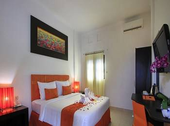 Kubu Anyar Hotel Bali - Deluxe Room Only Flash Deal Promotion 35%